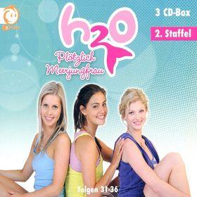 H2O - Plötzlich Meerjungfrau!, H2O - Plötzlich Meerjungfrau - Boxset 06 / Folgen 16-18, 05099963862126