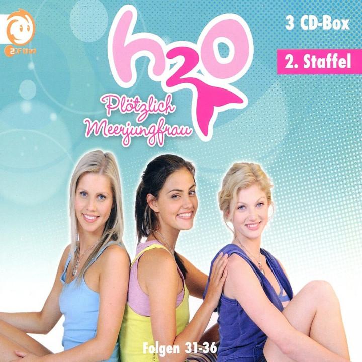 H2O Boxset 6! Folgen 31-36: H2O - Plötzlich Meerjungfrau