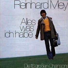 Reinhard Mey, Alles was ich habe, 00724382211426