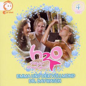 H2O - Plötzlich Meerjungfrau!, 04: Emma und der Vollmond / Dr.Baywatch, 05099962842228