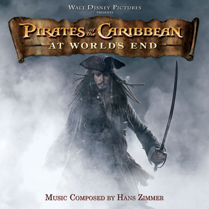 Pirates Of The Caribbean 3: OST/Various