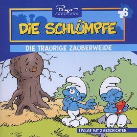 Die Schlümpfe, 06: Die traurige Zauberweide / Die Entdeckerschlümpfe, 05099969739323