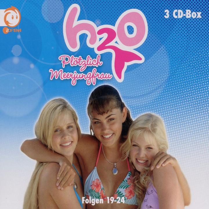 H2O/Boxset 4! 19-24: H2O - Plötzlich Meerjungfrau!