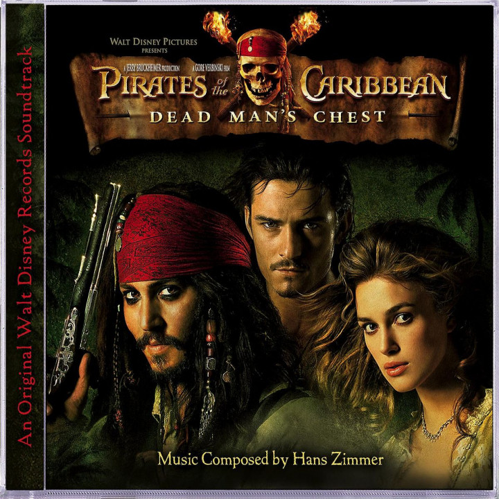 Pirates Of The Carribean 2: OST/Hans Zimmer