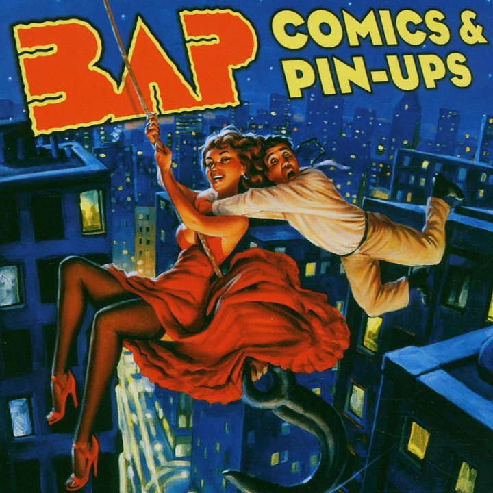 Comics & Pin-Ups (Remaster): BAP