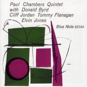 Blue Note Rudy Van Gelder Remasters, Paul Chambers Quintet, 05099926514420