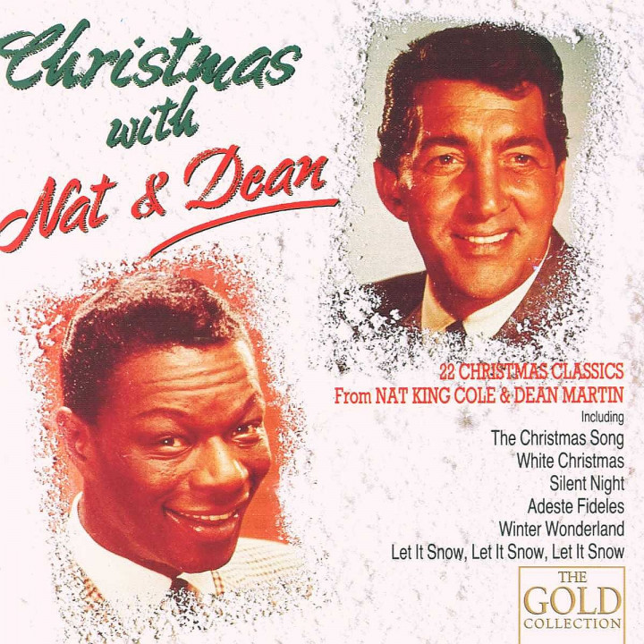 Christmas With Nat & Dean: Cole,Nat King & Martin,Dean