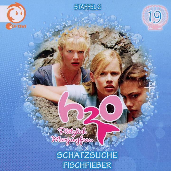 Vol.19! Schatzsuche/Fischfie: H2O - Plötzlich Meerjungfrau
