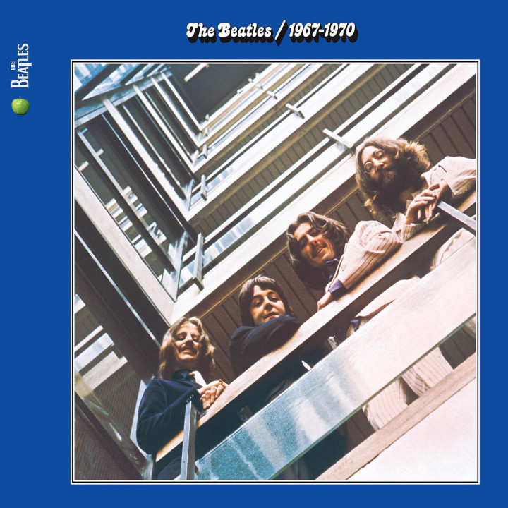 1967-1970 (Blue Album): Beatles,The