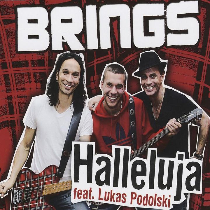 Halleluja: Brings Feat. Lukas Podolski