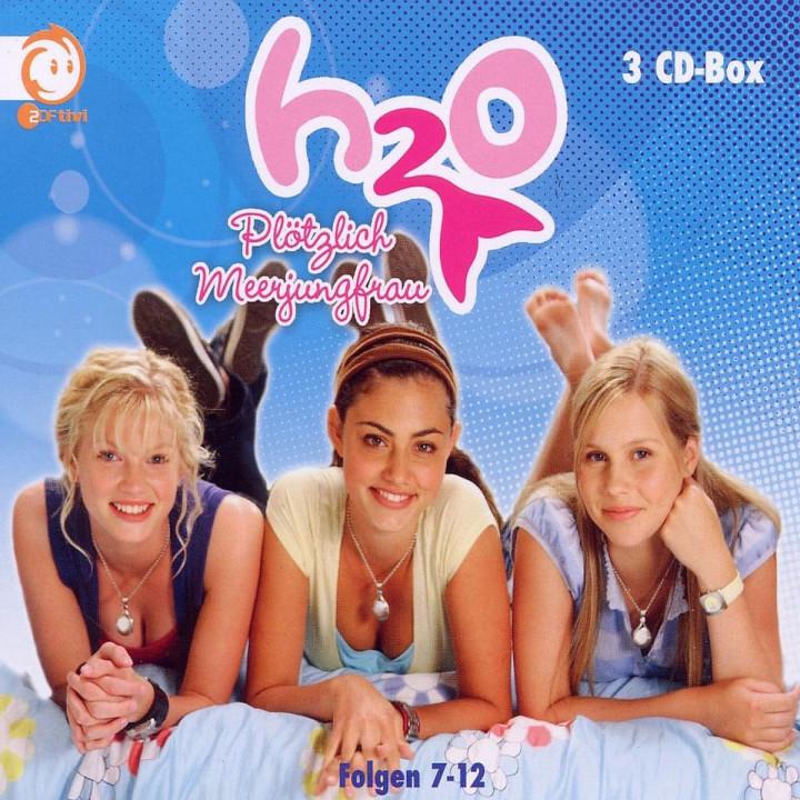 Boxset 2! Folgen 7-12: H2O - Plötzlich Meerjungfrau