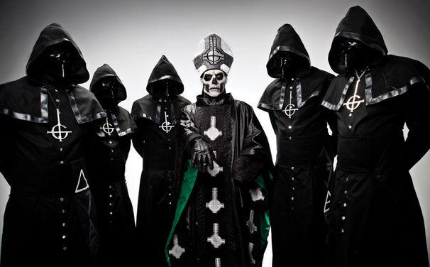 Ghost B.C., Infestissumam: Das neue Ghost B.C. Album erscheint heute auch digital