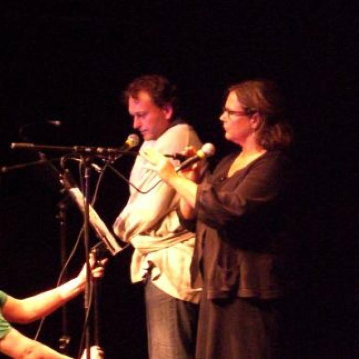 Dorian Hunter live auf der DIE HÖRSPIEL 2010