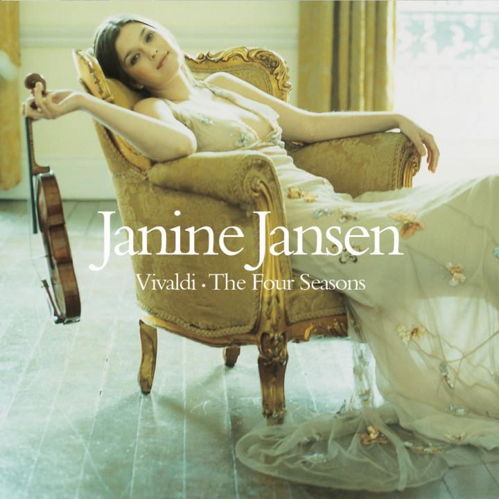 Janine Jansen Vier Jahreszeiten Vivaldi