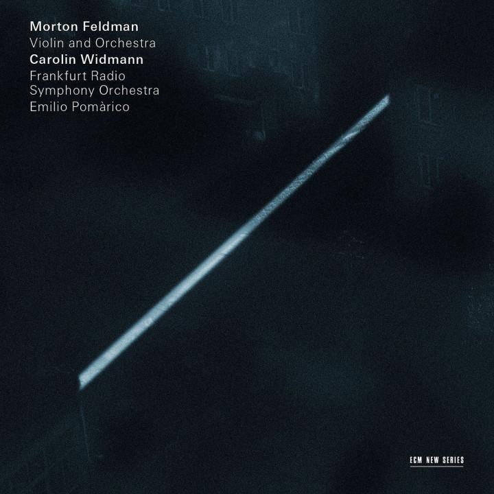 Morton Feldman: Violin And Orchestra: Widmann,C./Pomarico,E./+