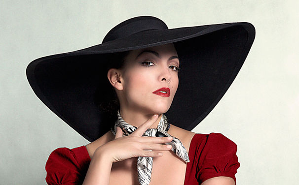 Caro Emerald, 12. April: Caro Emerald veröffentlicht neue Single Tangled Up