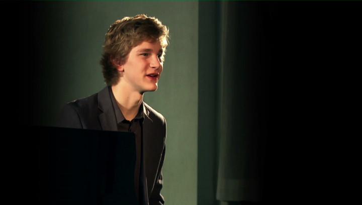 "Dokumentation zum Album ""Chopin Études"""