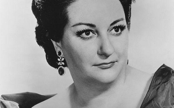 Diverse Künstler, Große Sängerin – Die spanische Operndiva Montserrat Caballé wird 85