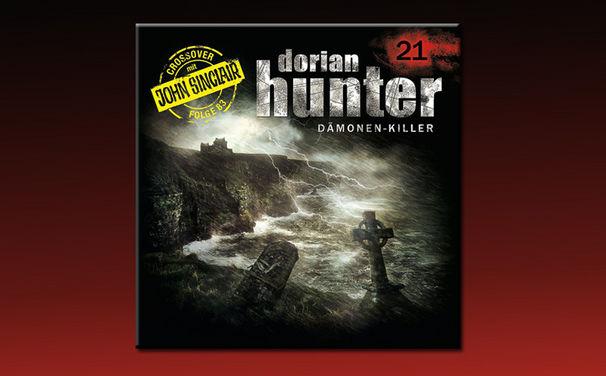 Dorian Hunter, Erste Hörprobe zum Hörspiel-Crossover mit John Sinclair