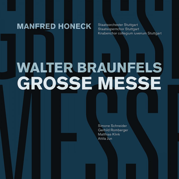 Braunfels: Große Messe op. 37