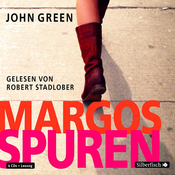 John Green: Margos Spuren : Stadlober,Robert