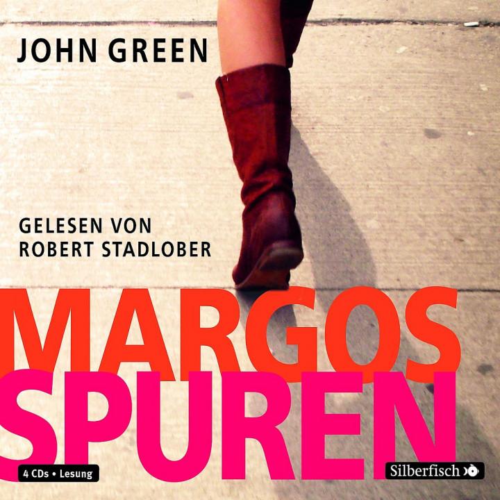 John Green: Margos Spuren : Stadlober,Robert