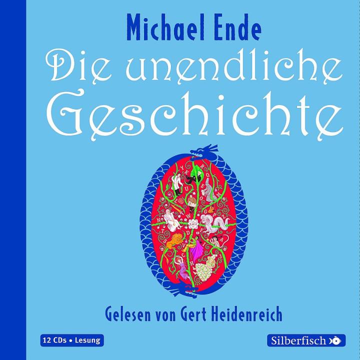 Michael Ende: D. unendliche Geschichte (ungek.L.): Heidenreich,Gert