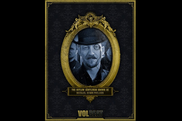 Volbeat App Screen