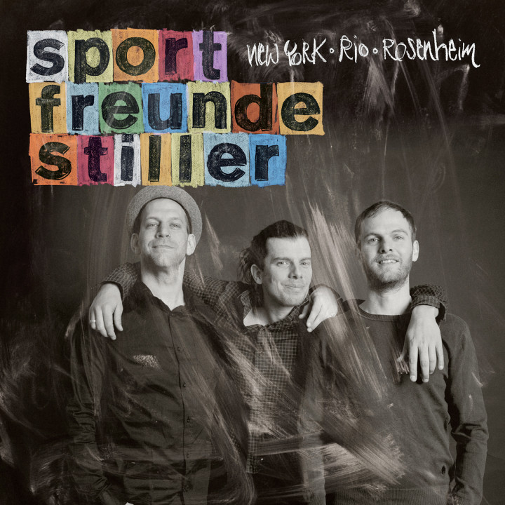 Sportfreunde Stiller-Rosenheim