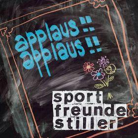 Sportfreunde Stiller, Applaus Applaus, 00602537383290