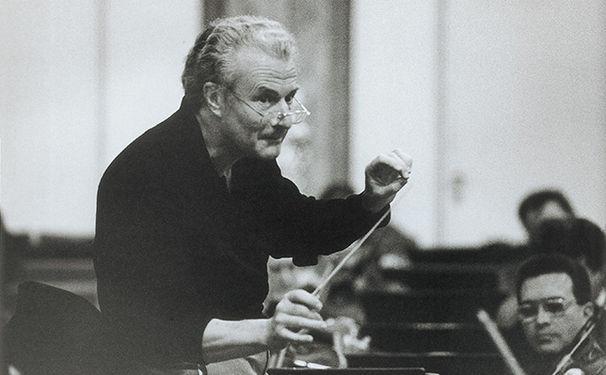 Sir Colin Davis, Der Dirigent Sir Colin Davis ist gestorben