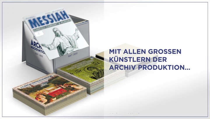 Archiv Produktion 1947-2013 - limitiertes Box-Set
