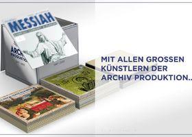 Diverse Künstler, Archiv Produktion 1947-2013 - limitiertes Box-Set