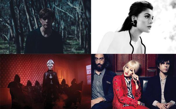 Ghost B.C., Spin wählt die 30 Must See Acts auf dem Coachella