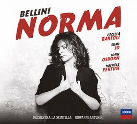 Cecilia Bartoli, Bellini Norma, 00028947835172