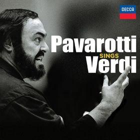 Luciano Pavarotti, Pavarotti singt Verdi, 00028947853978