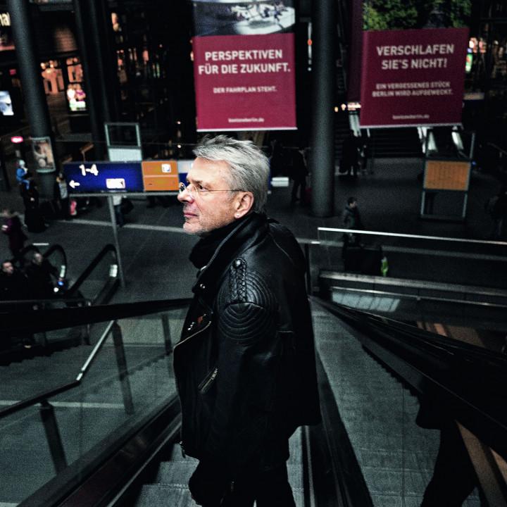 Reinhard Mey Pressefotos 2013 − 1