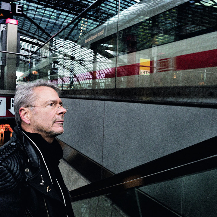 Reinhard Mey Pressefotos 2013 − 3