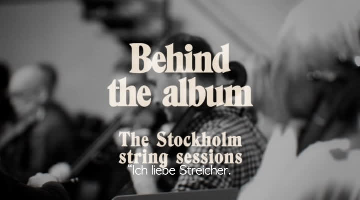 Behind the Album - String Session