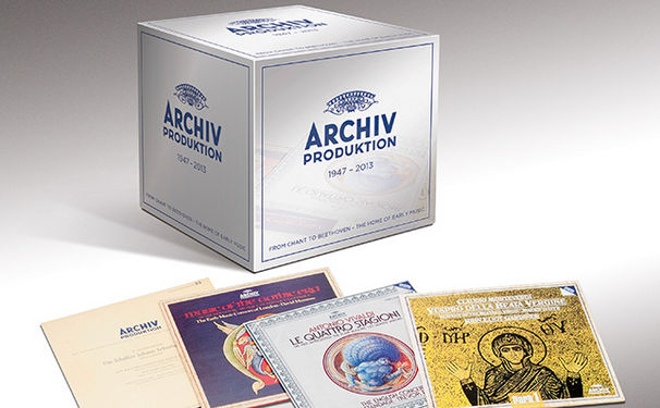 Diverse Künstler, Triumph der Alten Musik - 66 Jahre Archiv Produktion
