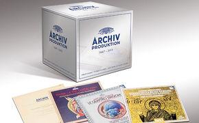 Box-Sets und Editionen, Triumph der Alten Musik - 66 Jahre Archiv Produktion