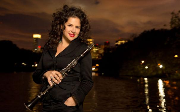 Various Artists, Anat Cohen erhält als erste Frau den Paul Acket Award