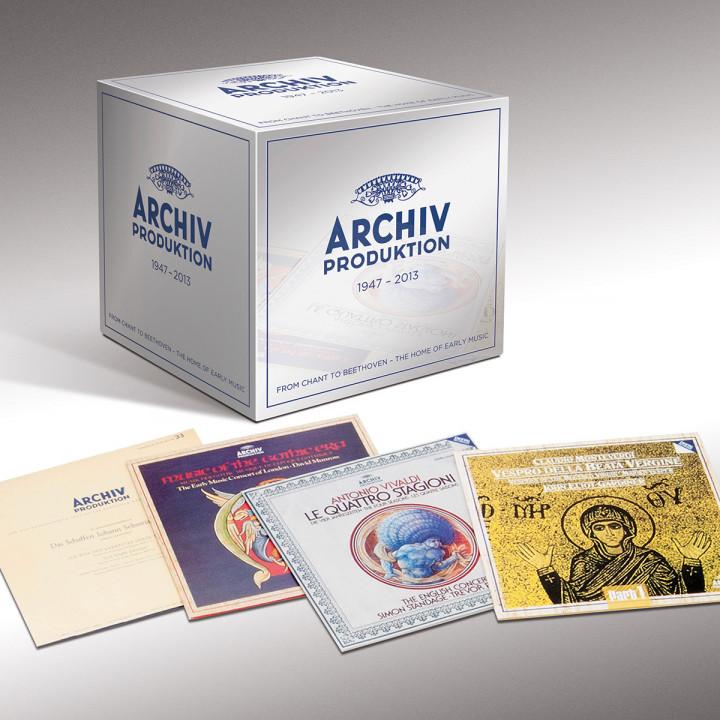 Archiv Produktion Box Packshot