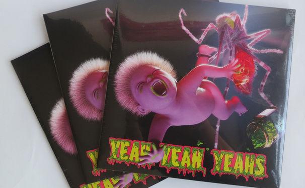 Yeah Yeah Yeahs, Gewinnt drei Mal das Album Mosquito der Yeah Yeah Yeahs auf Vinyl