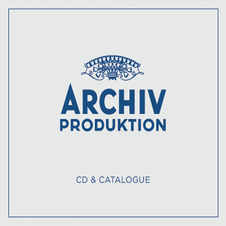 Archiv Produktion - CD & Catalogue