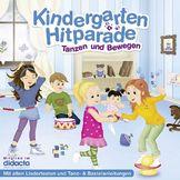 Kindergarten Hitparade, Die Kindergarten Hitparade - 01: Tanzen & Bewegen, 00600753427095