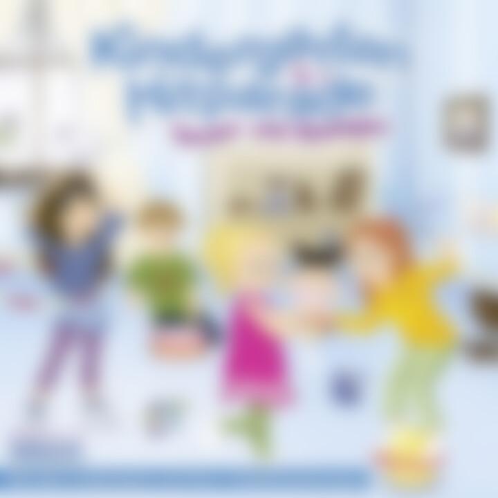 Die Kindergarten HItparade - 01: Tanzen & Bewegen: Various Artists