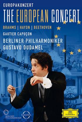 Die Berliner Philharmoniker, Europakonzert - The European Concert Brahms / Haydn / Beethoven, 00044007349311