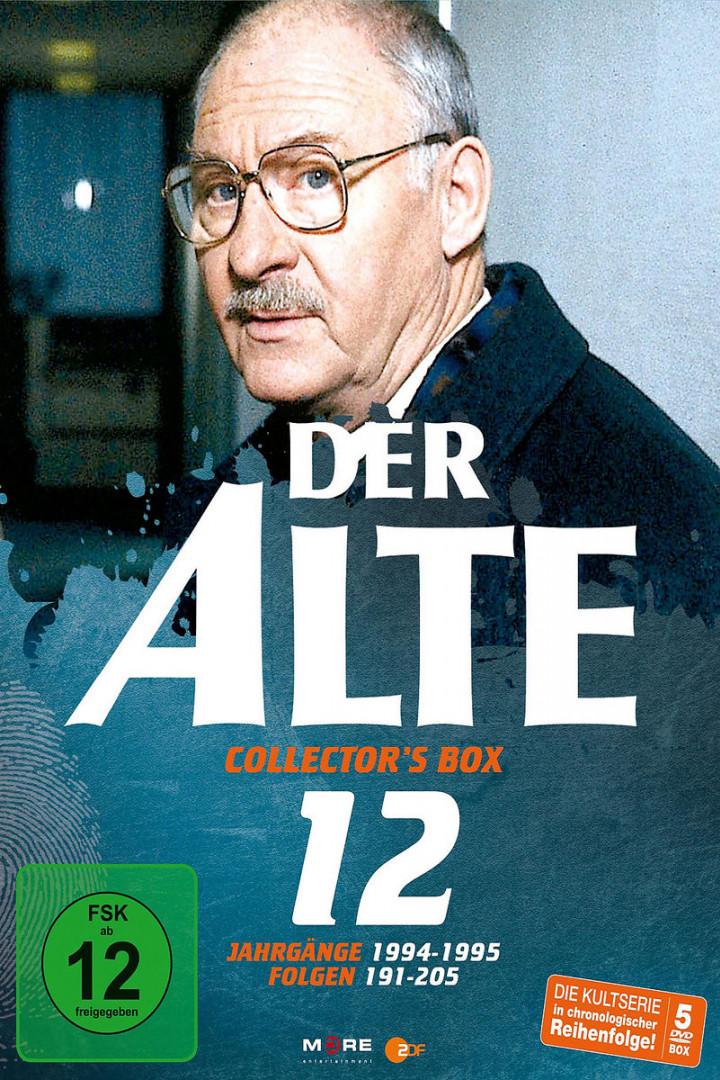Der Alte Collector's Box Vol. 12 (15 Folgen/5 DVD): Der Alte