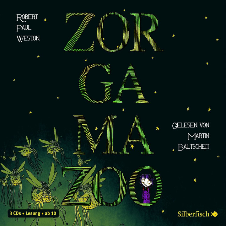 Robert Paul Weston: Zorgamazoo: Baltscheit,Martin